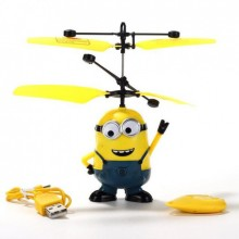 Летающая игрушка Миньон Airset Р388 Yellow