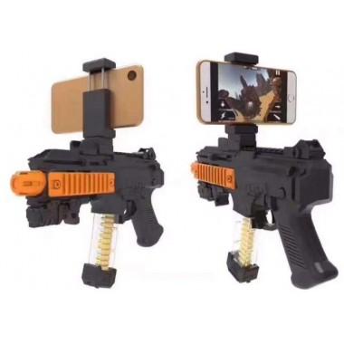 Автомат игровой бластер виртуальной реальности AR Game Gun DZ-822 Черный