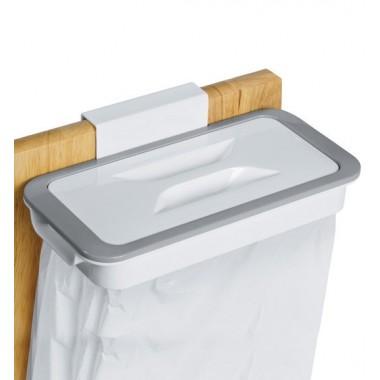 Держатель для мусорных пакетов навесной на кухню до 5 кг